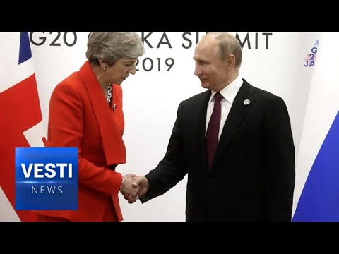 Does Theresa May Dislike Putin Because She Believes in 64 Genders and He Doesn't?