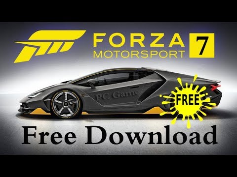 forza motorsport 7 download free for pc size. Black Bedroom Furniture Sets. Home Design Ideas
