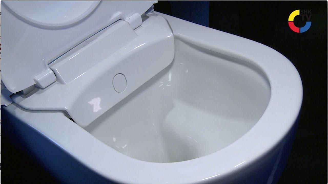 Villeroy & Boch: ViClean Dusch-WCs
