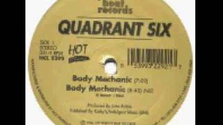 Old School Beats Quadrant Six - Body mechanic