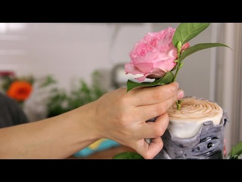 How to Make Flowers Food Safe