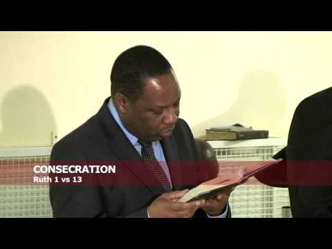 The apostolic Faith Mission of Africa. 2011 London ( March Big Sunday ) Morning Service