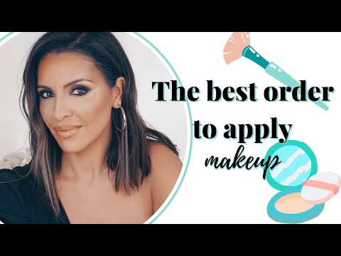 the-best-order-to-apply-makeup