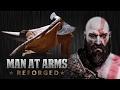 Kratos' Axe - God Of War - Man At Arms: Reforged video