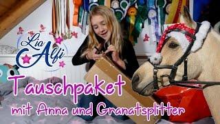 Lia & Alfi - Tauschpaket mit Anna und Granatsplitter