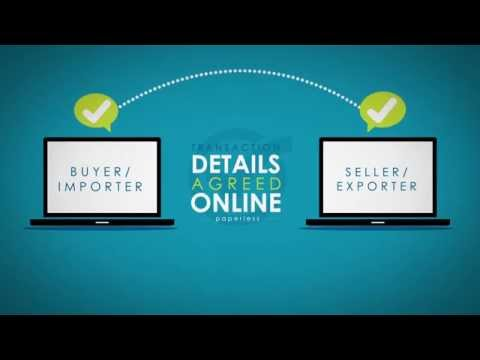 Online financing solution for UK buyers and importers