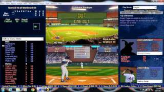 Baseball Mogul Gameplay 2012 Pc Demo