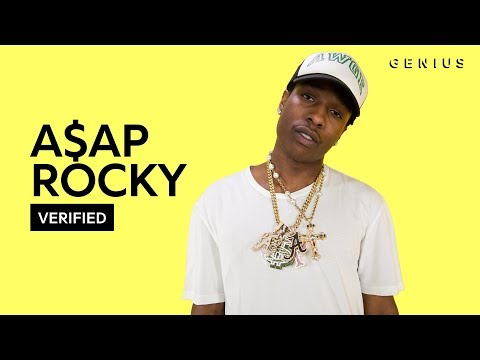 "A$AP Rocky ""Praise The Lord (Da Shine)"" Official Lyrics & Meaning 