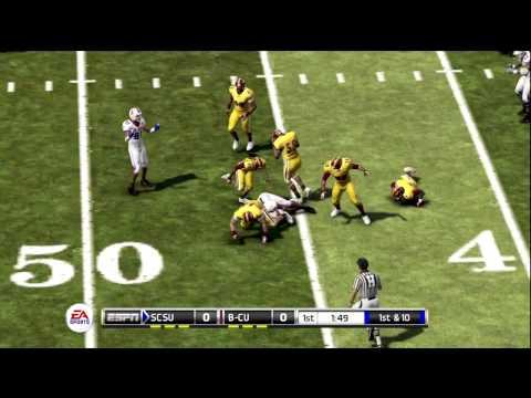 South Carolina State @ Bethune-Cookman HBCU Football Week 2 Spotlight MEAC 1stQtr