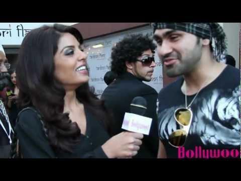 "Huma Khan interview with Arya Babbar for ""Bollywood Plus"" magazine"