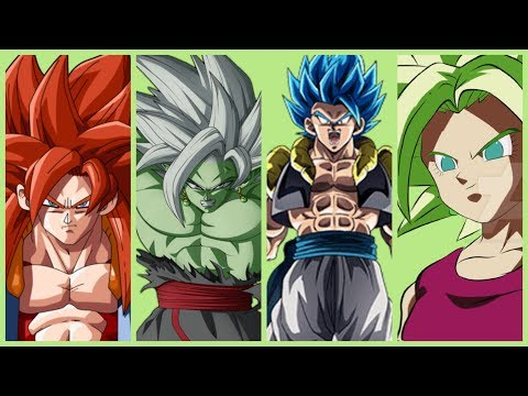 All Fusion Forms And Transformations [UPDATED]