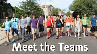 The Amazing Race: Neighborhood Edition Season 6 - Meet the Teams
