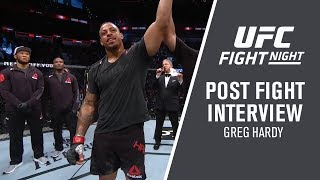 "UFC San Antonio: Greg Hardy - ""I'm the New Breed"""