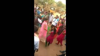 Superb dance performance  at rkt... Venky naik