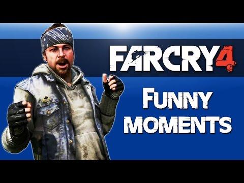 Far cry 4 Co-op Custom Maps (Piggy Slaughter, Rhino Run, Flying Elephants, Fan Meetup)