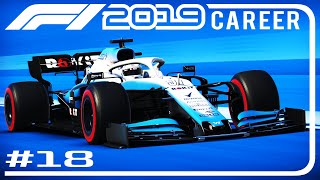 F1 2019 Career Mode Part 39 | TAKING AN ENGINE PENALTY | Mexican GP