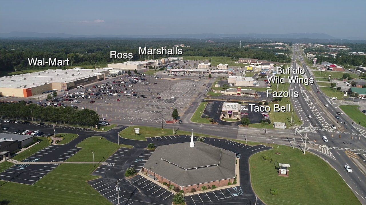 Commercial Lot Highlight Video