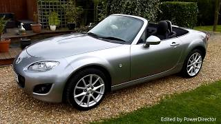Mazda MX-5 Miyako Soft Top 2011 Videos