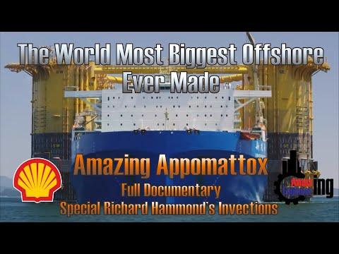 The World Biggest Offshore Platform Ever Made
