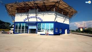 Станица Голубицкая (Азовское море) 13 июня 2014 года, обзорное видео(Жилье и отдых на Азовском море - http://Отдыхподключ.рф., 2014-06-20T08:33:52.000Z)