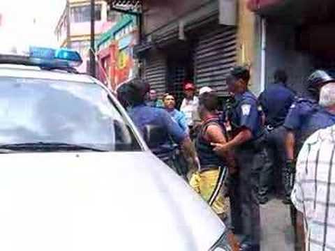 Costa Rica Police...