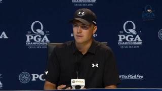 Jordan Spieth: 2017 PGA Championship Press Conference thumbnail