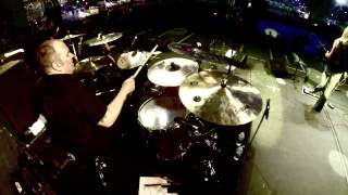 "Chris Sutherland Drum Cam  - Sass Jordan - ""Feelings Gone"" and ""Ugly"""