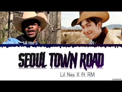 RM Just Featured On An Old Town Road Remix Called 'Seoul Town Road' [I'm Dead XD]