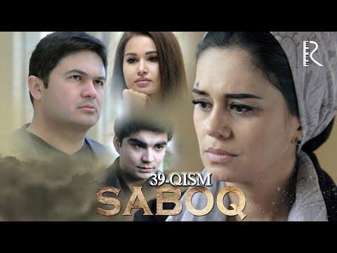 Saboq (o'zbek serial)   Сабок (узбек сериал) 39-qism #UydaQoling