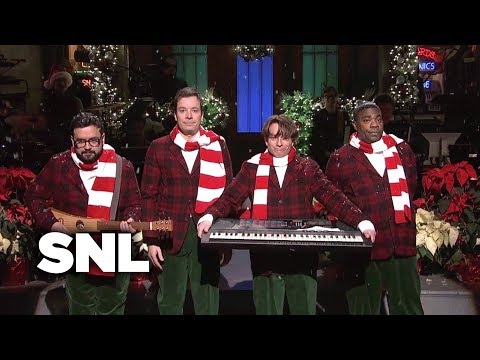 A  from SNL: I Wish It Was Christmas Today VI  SNL