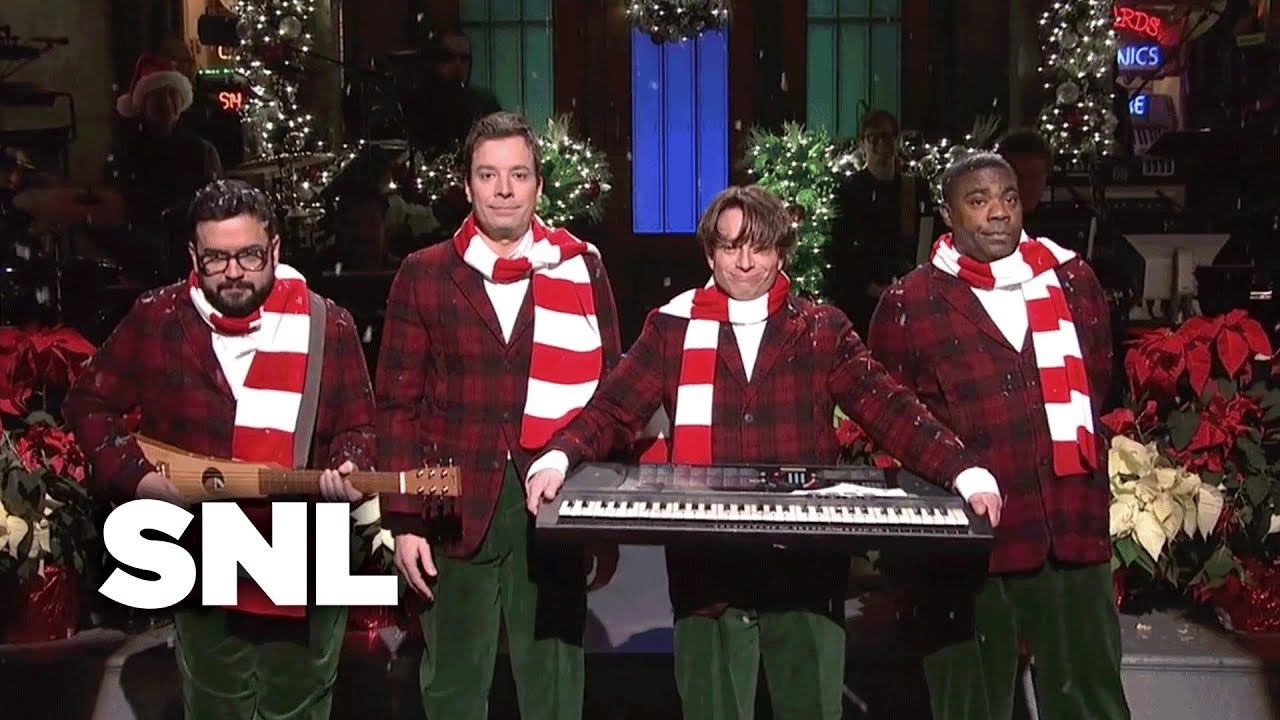 Christmas Treat - Saturday Night Live - YouTube