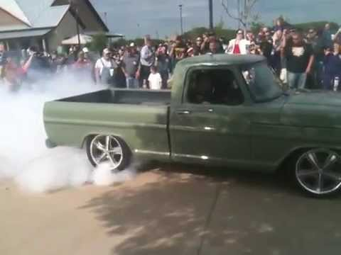 Ford Fort Worth >> KC's $600+ burnout for Hope Center 4 Autism fundraiser! KC's Paint Shop - YouTube