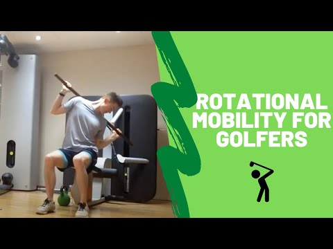 Rotational Mobility for Golf (TPI GOLF)