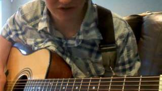 small town usa guitar lesson intro justin moore
