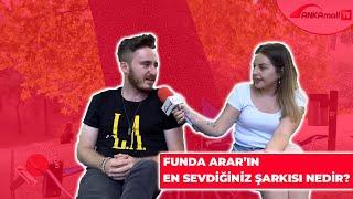 Funda Arar'ın En Sevdiğiniz Şarkısı Nedir? Video