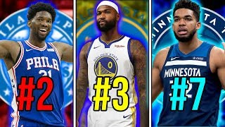 Ranking The BEST Center From EVERY NBA Team In The 2018-19 Season thumbnail
