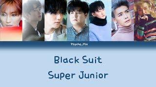 [Thaisub] Black Suit - Super Junior (슈퍼주니어)