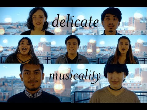 Delicate (Taylor Swift) Musicality Cover