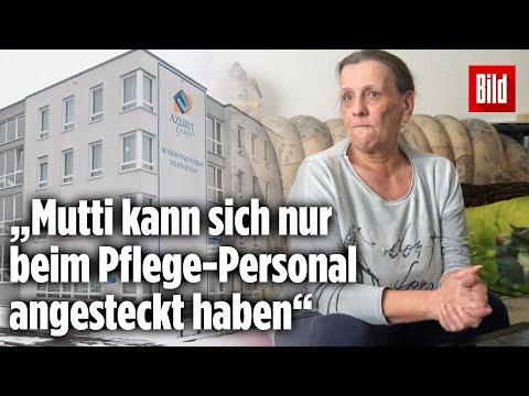 90-Jährige in Pflegeheim mit Corona infiziert, obwohl sie nie das Zimmer verlässt