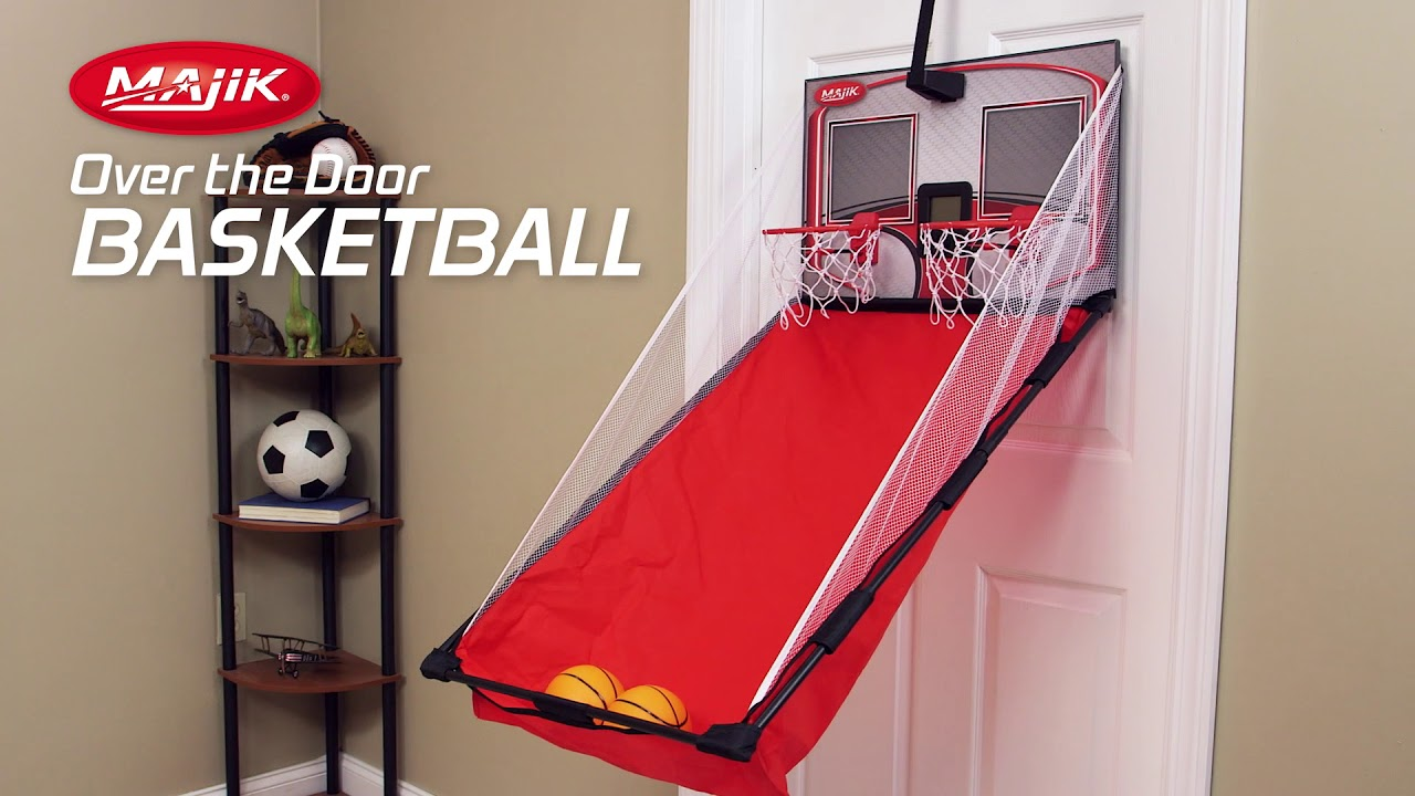 & Over The Door Basketball - YouTube
