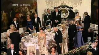 Cover images Queen Margrethe's 70th Birthday 10  - Private Dinner at Fredensborg Palace 2 (2010)