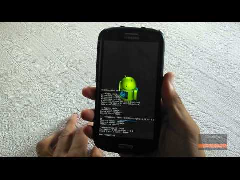 [How To Install]Flashing Droid V2.2 Rom on Galaxy S3