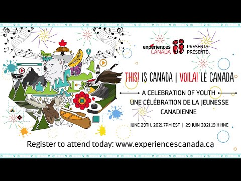 Experiences Canada Hosts Pand-Epic Year End Celebration and Award Ceremony for Youth Across Canada