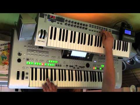 CHASE - Theme from Midnight express-  Giorgio Moroder Cover Version