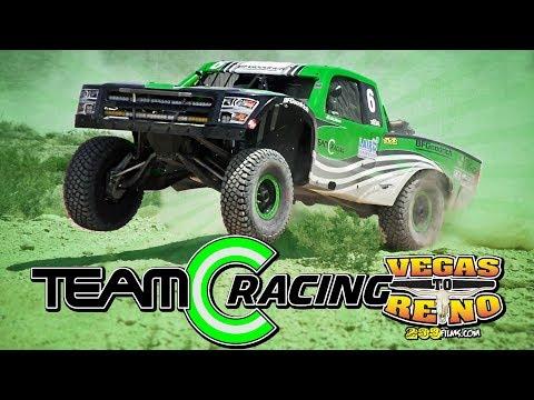 Team C Racing 2018 Best in the Desert Vegas to Reno