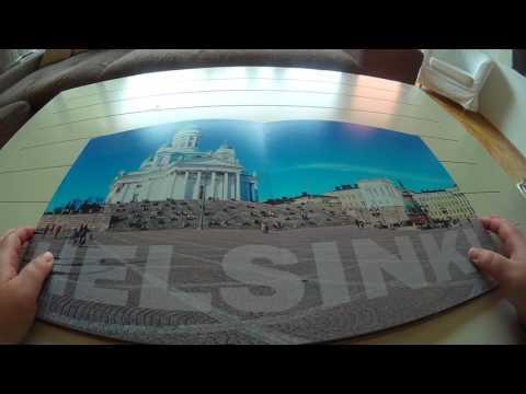"""Produkttest Saal Digital: Fotobuch """"Helsinki - eine Liebeserklärung"""""""