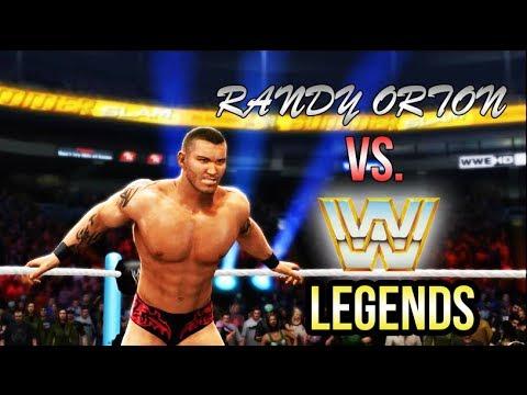 wwe-2k14---randy-orton-punt-kicks-every-legend-in-wwe-2k14-roster