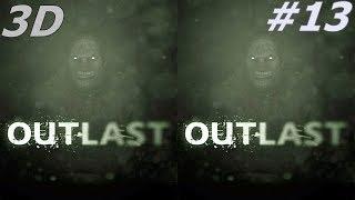 Outlast 3D VR box TV Side by Side SBS google cardboard video # 13