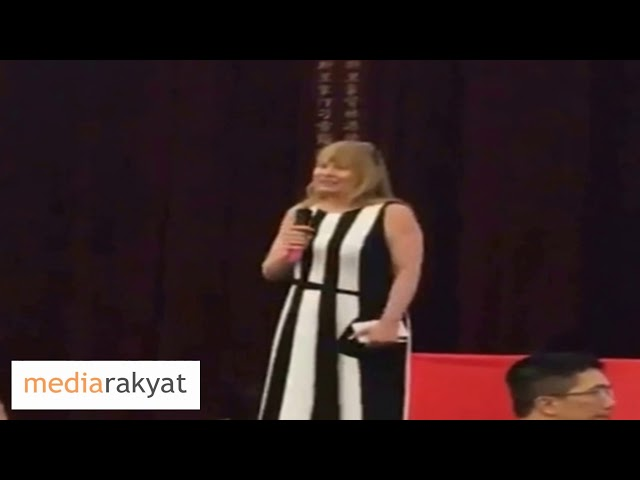 (Sarawak Report) Clare Brown: You Did It By Uniting As A Country, Uniting As A People