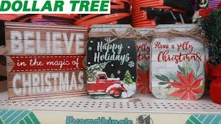 DOLLAR TREE * COME WITH ME!!! 10-13-19